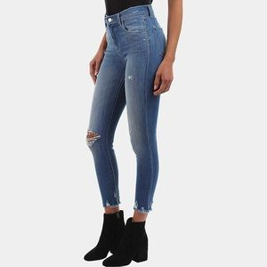 "J brand Alana high rise crop jeans in ""fantasy"" 23"